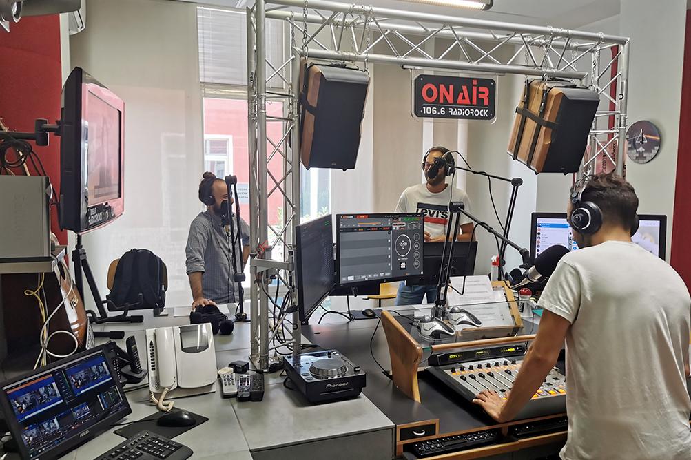Team Building @Radio Rock